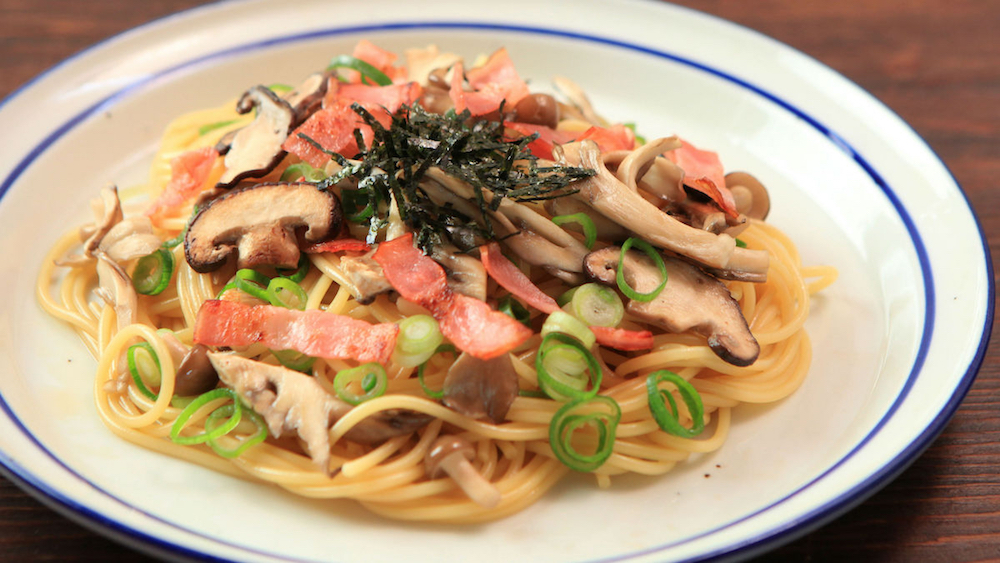 パスタ レシピ 和風 和風パスタの味づくり・組み合わせ:白ごはん.com